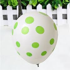 polka dot balloons 12 inch polka dot balloons for sale on balloonsale us