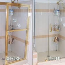 Frameless Bathroom Doors Blizzard Frameless Shower Doors 62 Photos U0026 60 Reviews Glass