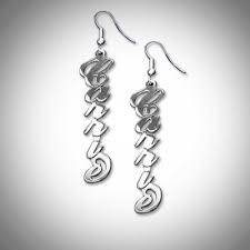 Custom Name Earrings Custom Name Earrings Monogram U0026 Custom Name Studs U2013 Designz By 9