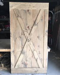 The Barn Door San Antonio by A Pair Of British Brace Barn Doors With A Mix Of Classic Grey And