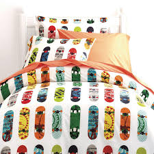 Scooby Doo Crib Bedding by Skateboard Bedding Totally Kids Totally Bedrooms Kids Bedroom