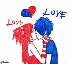 imagenes de amor con muñecos animados imagenes de amor de parejas en dibujos animados