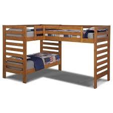 L Shaped Bunk Beds Chelsea Home L Shaped Bunk Bed  Reviews - L bunk bed