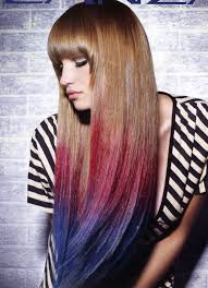 how to use colored hair chalks tips and tricks