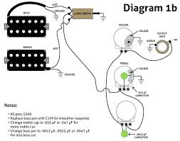 how to wire a electric guitar diagram shows my adaptation for