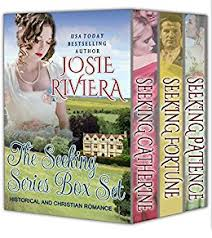Seeking Series The Seeking Series Box Set Historical And Christian