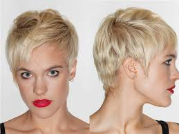 before and after pics of triangle face hairstyles layered pixie haircut for inverted triangle and heart faces 2018