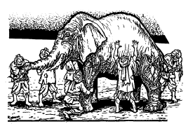 The Blind Men And The Elephant Blind Men And The Elephant