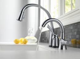 Delta Kitchen Faucets Warranty by Faucet Com 1977 Ar Dst In Arctic Stainless By Delta