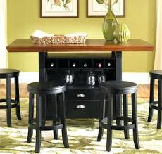 counter height desk with storage wine storage table wpheroes co