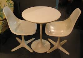 Tulip Table And Chairs 24