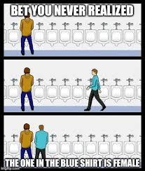 transgender bathroom imgflip