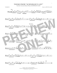 theme schindler s list cello theme from schindler s list sheet music direct