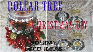 dollar tree diy christmas decor 2016 pt 2 3 ideas for the