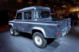land rover defender 2013 file land rover defender double cab pick up skyfall mondial de
