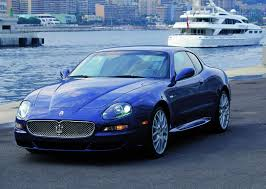 chrome blue maserati maserati gransport v8 review 2004 2007 parkers