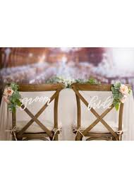 wedding chair signs wedding signs wedding banners wedding decorations afloral