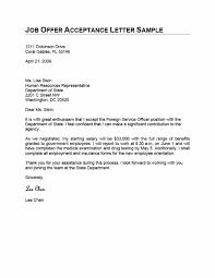40 professional job offer acceptance letter u0026 email templates