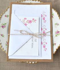 plantable wedding invitations seed paper invite set seed paper wedding invites
