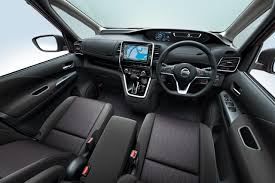 nissan van interior all new 2016 nissan serena revealed