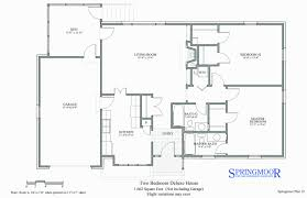modern contemporary house floor plans floor plans with basement modern full house floor plan modern