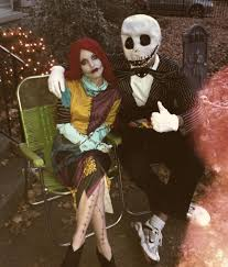 couples costumes creepy and creative 5
