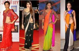 How To Drape A Gujarati Style Saree Unusual Saree Draping Styles Indian Fashion Blog