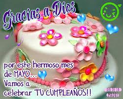 imagenes de pasteles que digan feliz cumpleaños cumpleaños por meses