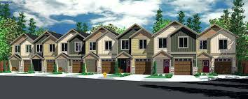 townhouse designs townhouse design m 7 house plans narrow row designs and floor uk