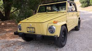 1974 volkswagen thing icon4x4 u2022 past projects