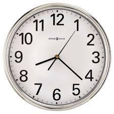Howard Miller Clock Value Hamilton Wall Clock By Howard Miller Office Wall Clocks