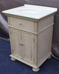 Bathroom Vanity Cabinets 24 Inches by Holbrook Single 26 Inch Transitional Bathroom Vanity Whitewash