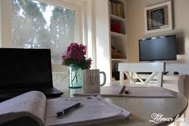 Kitchen Desk Furniture Our Diy Kitchen Desk U0026 Homework Station Lehman Lane