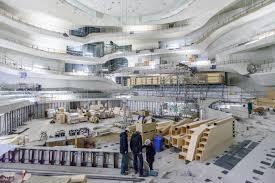 elbphilharmonie a new concert hall in hamburg germany