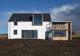 House Designs Ireland Dormer 130 Best Contemporary Irish Style Houses Images On Pinterest