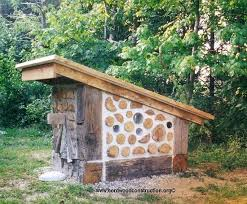 cordwood practice buildings make useful additions to your