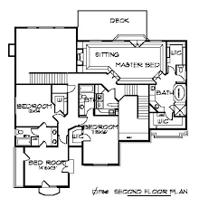 2nd Floor Plan Design Jon Young Design