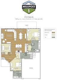 floor plans u0026 finishes u2014 milepost 1