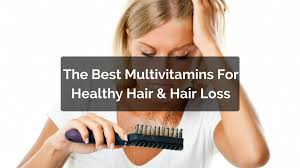 the best multivitamins for hair and hair loss