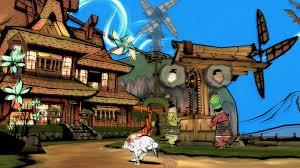 pics hd okami hd coming to pc ps4 and xbox one polygon