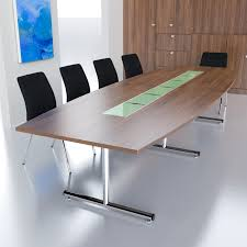 modern conference table design furniture shaped top office boardroom table fraser projects leeds