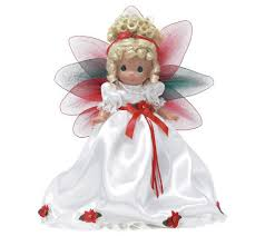 precious moments 12 the of doll tree topper
