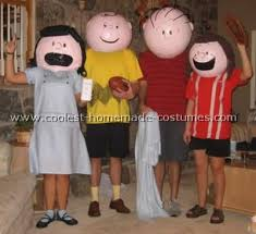 Snoopy Halloween Costumes Coolest Homemade Charlie Brown Costume Ideas Charlie Brown