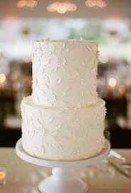wedding cake layer all white wedding cakes brides