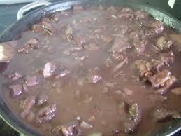 cuisiner coeur de porc coeur de porc au vin les cookies de berny