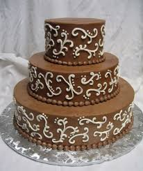 birthday cakes beautiful chocolate birthday cake idea in the gray