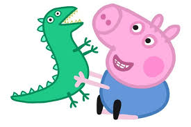 mum claims peppa pig toy argos taught daughter aged 2