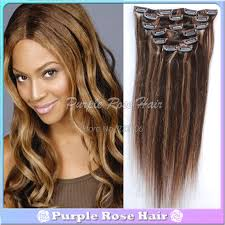 where to buy hair extensions mix color 4 27 cheap hair weave clip in