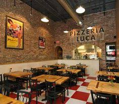 Pizza Restaurant Interior Design Ideas Nicks Pizza By Loko Design Rio Claro Brazil Fast Food Branding