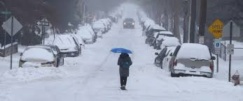 winter weather forecast shows colder wetter and warmer